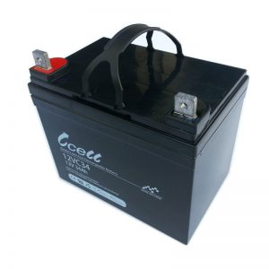 12V 34ah SLA Battery