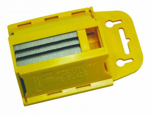 100 piece Utility Knife Blades   902-261