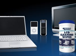 LCD Cleaning Wipes (Tub)    75/Tub                      8242-T