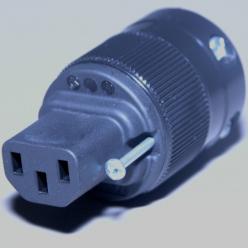 15 Amp 120 Volt IEC Connector     320IEC15 Marinco