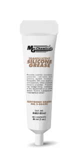 Translucent Silicone Grease, 85ml        8462-85ML ,MG CHemicals