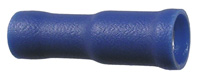 BULLET FEMALE 16-14AWG, .156″ Blue,Philmore