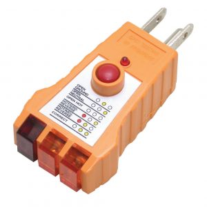Recepticle Tester for GFCI outlet
