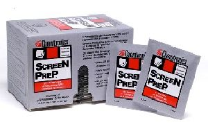 Screen Prep™ Presaturated Wipe, 25/pk               CSP20