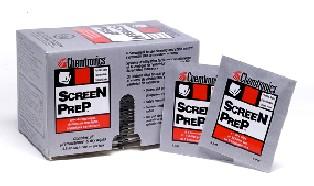 Screen Prep™ Presaturated Wipe, 25/pk               CSP20