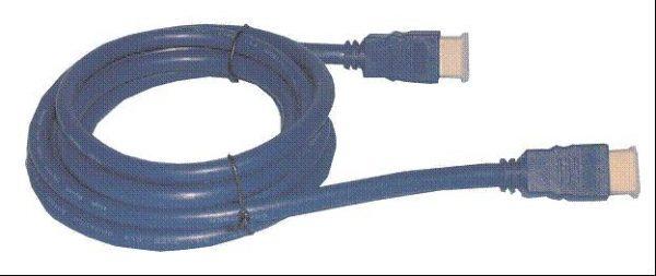 HDMI Digital Cable, HDMI 1.4, 1' Length