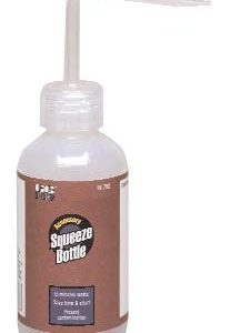 Squeeze bottle, 4oz