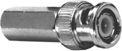 BNC Twist-ON Plug RG58/u      21-353-0