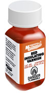 Red GLPT Insulating Varnish         4228-55ML