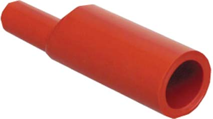 Alligator Clip Insulated Red     33-081-00-BU