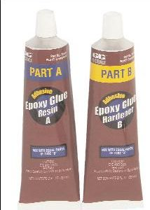 2-part Epoxy Glue, 5 hours set          10-347