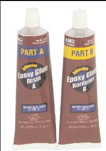 2-part Epoxy Glue, 5 hours set          10-347