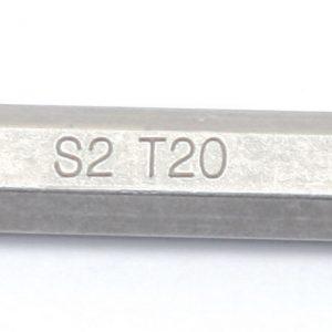 Tamper Resistant, T9H Star Tip