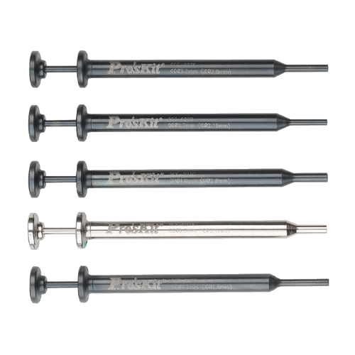 CONNECTOR PIN EXTRACTOR SET ECLIPSE TOOLS, PRO'S KIT