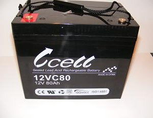 12v 80ah SLA Battery    12VC80-RT-02, battery, batteries