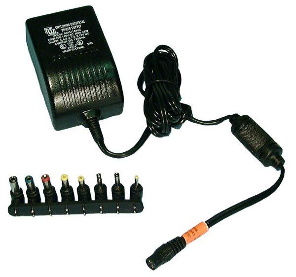 AC Universal Regulated Adapter 1.7a         48-1189