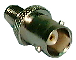 BNC Adapter, SMA Female to BNC Female, 11350 Philmore