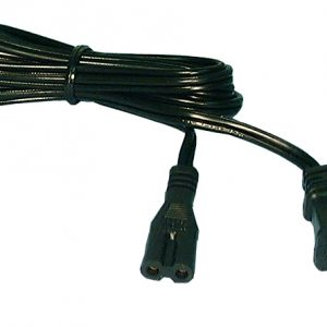 AC Cord Set, 2 Pin              2464P-B