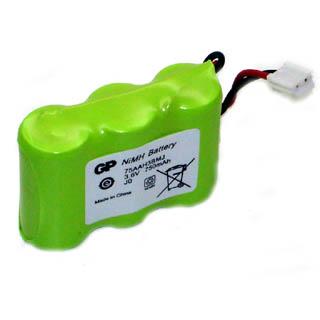 NiMH Battery Pack, 750maH                     75AAH3BMJ