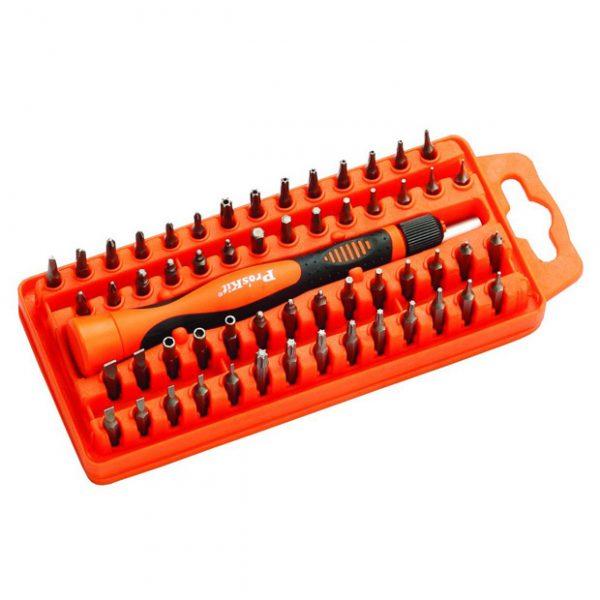 58-Piece Precision Electronics Screwdriver Set       902-219