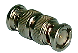 BNC Adaptor, BNC Dual Males, 976B Philmore