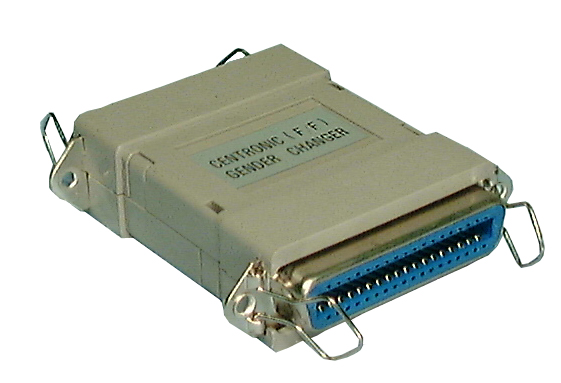 Adapter, 36 pin Centronics Gender Changer            C114B