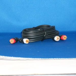 Stereo Jumper Cable, M/M, 6ft