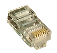 RJ45 for Round Cable