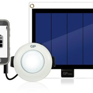Solar LED Light Kit        GP ACS202K001
