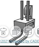 2 Pin Header w/Friction Lock    22-12-2042