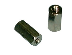 Brass Spacers, 1″ , 4-40 Thread