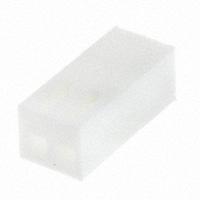 2 Circuit Crimp Housing, .100″(2.54mm)   22-01-2021