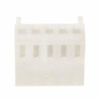5 Position Crimp Terminal Housing .100″ (2.54mm) Pitch       22-01-2055