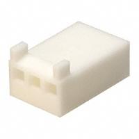 "3 Circuit Crimp Terminal Housing, .100"" (2.54mm)   22-01-3037"