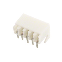 5 Pin PC Board Connector, R/A Mount, .100″(2.54mm)      22-15-2056