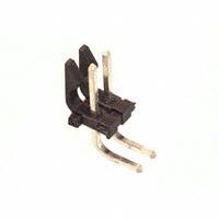 "2 Pin Breakaway Header, R/A w/Friction Lock, .156"" Pitch            26-48-1026"