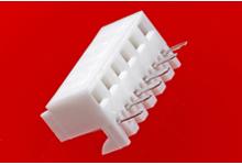 16 Pin PC Board Connector w/Cat Ear Terminal, .100″ (2.54mm)  38-00-1406