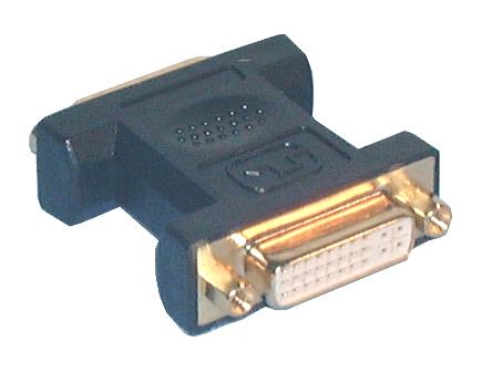 HDMI & DVI Adaptors, DVI Gender Changer, DVI-I F to F