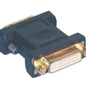 HDMI & DVI Adaptors, DVI-I Dual Link M to F