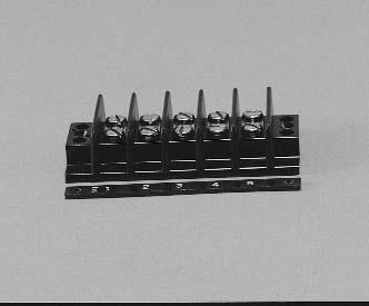 Terminal Block, 3 Position  3-541-2J