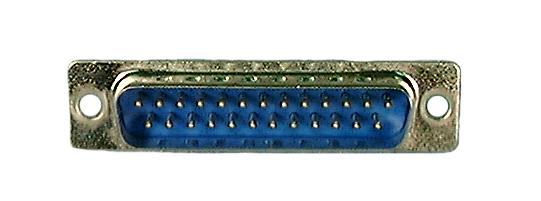 D-Sub Solder, DB25 Male    DP25