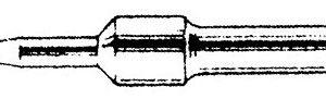 Solder Tip for EC1302A Iron 1/64″ ,  EPH110