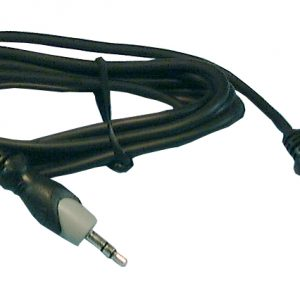 Audio Cable, Patch Cords,  3.5mm Stereo Male to 3.5mm Stereo Male, 25ft, 44-018 Philmore