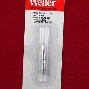 Solder Tip, Single Flat 1/16″   PTAA8