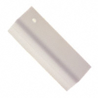 11 POS Dust Cover for MTA100 IDC Connectors  1-640550-1