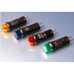 Panel Mount Indicator Lamp Holder    250-3335-500
