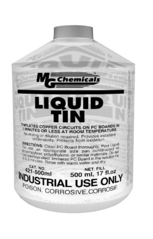 Liquid Tin, 125ml           421-125ML