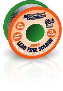 Lead Free Solder, Sn99, 2lb bar, 4901-2LB