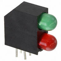 5mm Bi-Level CBI, Low Current, Green/Red    552-0921