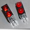 5mm Bi-Level CBI, Green/Yellow, Diffused      552-0323
